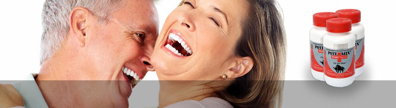 POTE-MIX ® ist geeignet auch für Männer mit Diabetes und Bluthochdruck